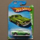 Hot Wheels 2010 Treasure Hunts '69 Ford Mustang