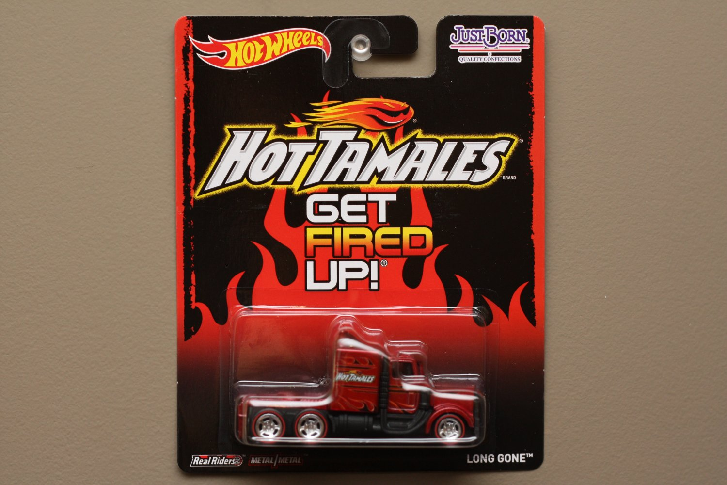 Hot Wheels 2014 Pop Culture Just Born COMPLETE SET of 6! (Mike And Ike, Peeps, Hot Tamales)
