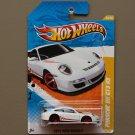 [ASSEMBLY ERROR] Hot Wheels 2011 New Models Porsche 911 GT3 RS (white)