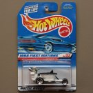 Hot Wheels 1998 First Editions Hot Seat (white) (SEE CONDITION)