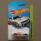 Hot Wheels 2014 HW Workshop '12 Camaro ZL1 Concept (white)