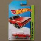 Hot Wheels 2014 HW Workshop 1974 Brazilian Dodge Charger (red)