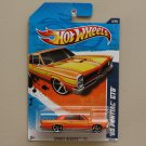 Hot Wheels 2011 Street Beasts '65 Pontiac GTO (orange)