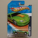 Hot Wheels 2011 HW Drag Racers Dodge Neon (green)
