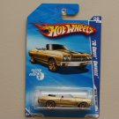 Hot Wheels 2010 Faster Than Ever '70 Chevy Chevelle Convertible (champagne)