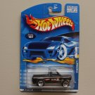 Hot Wheels 2001 Collector Series Bywayman (black)