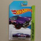 Hot Wheels 2014 HW Workshop '70 Chevy Chevelle (purple)
