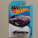 Hot Wheels 2013 HW City Corvette Stingray (purple)