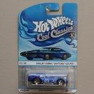 Hot Wheels 2013 Cool Classics Shelby Cobra Daytona Coupe