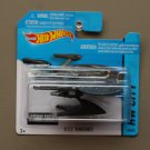 Hot Wheels 2014 HW City Star Trek U.S.S. Vengeance (grey)