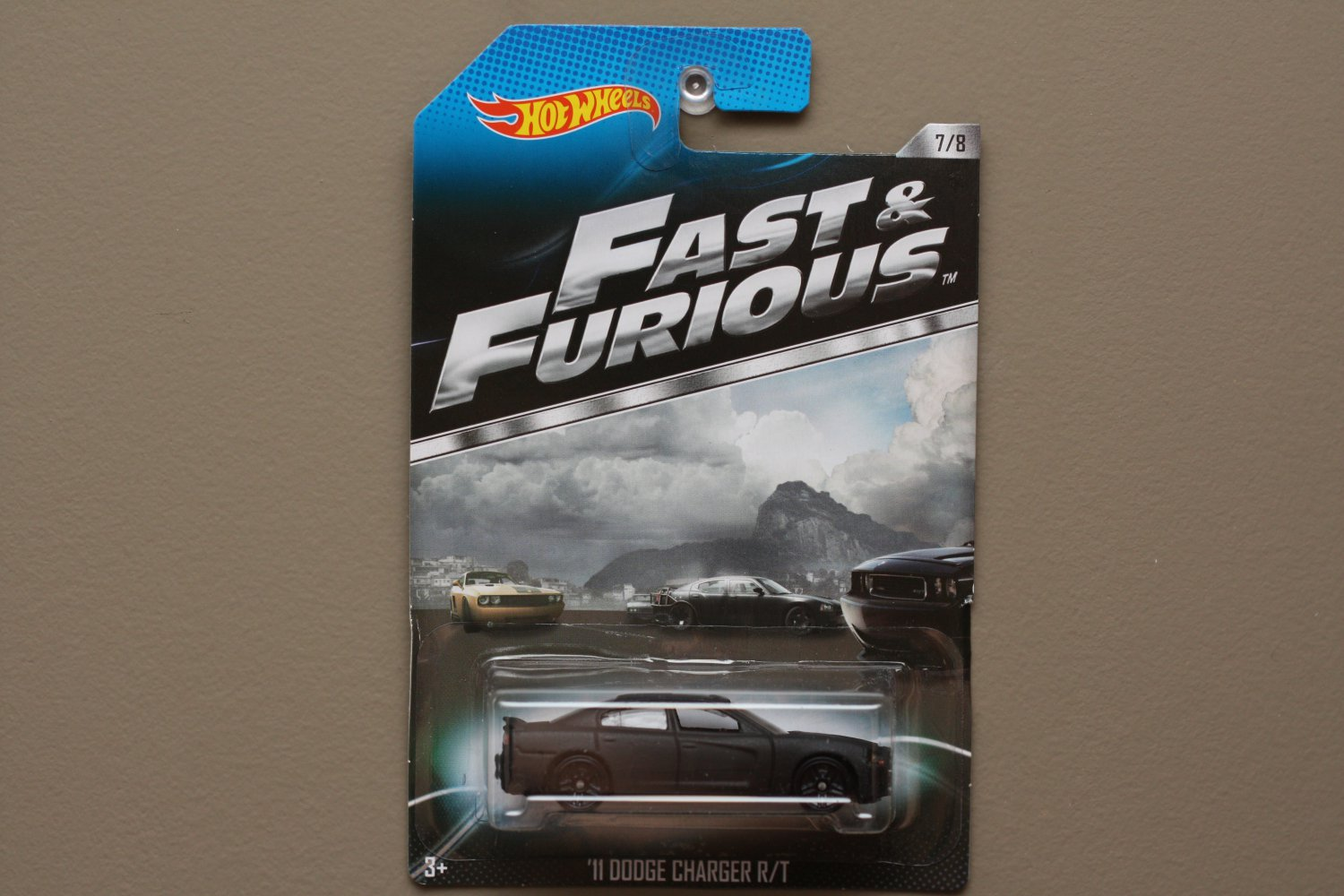 Hot Wheels 2014 Fast & Furious '11 Dodge Charger R/T