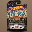 Hot Wheels 2014 4th Of July '81 Camaro (white)
