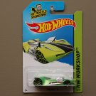 Hot Wheels 2014 HW Workshop Twin Mill III (green)
