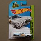 Hot Wheels 2014 HW Workshop '72 Ford Gran Torino Sport (white)