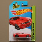 Hot Wheels 2014 HW Workshop '13 COPO Camaro (red) (SEE SPECIAL NOTE)