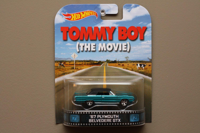 Hot Wheels 2014 Retro Entertainment '67 Plymouth Belvedere GTX (Tommy Boy)