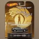 Hot Wheels 2014 Retro Entertainment Aston Martin DBS (James Bond 007)