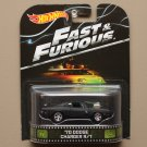 Hot Wheels 2014 Retro Entertainment '70 Dodge Charger R/T (The Fast & The Furious)