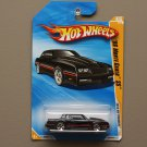 Hot Wheels 2010 HW Premiere '86 Monte Carlo SS (black)
