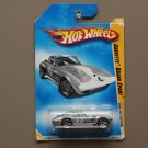 Hot Wheels 2008 First Editions Corvette Grand Sport (silver)