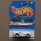 Hot Wheels 1998 First Editions Panoz GTR-1 (white)
