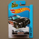 Hot Wheels 2014 HW City Dodge Charger Drift (black)