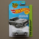 Hot Wheels 2014 HW Workshop Aston Martin 1963 DB5 (silver) (James Bond 007 Goldfinger)