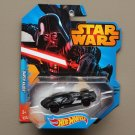 Hot Wheels 2014 Entertainment Star Wars (COMPLETE SET OF 5 CARS)