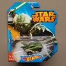 Hot Wheels 2014 Entertainment Star Wars Yoda