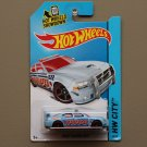 Hot Wheels 2014 HW City Dodge Charger Drift (blue)