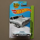 Hot Wheels 2014 HW Workshop '64 Chevy Chevelle SS (white)