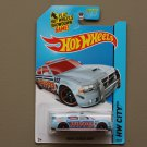 Hot Wheels 2014 HW City Dodge Charger Drift (blue)