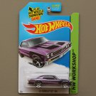 Hot Wheels 2014 HW Workshop '67 Chevelle SS 396 (mauve)