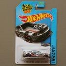 Hot Wheels 2014 HW City '12 Ford Mustang Boss 302 Laguna Seca (ZAMAC silver - Walmart Excl.)