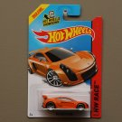Hot Wheels 2014 HW Race Mastretta MXR (orange)
