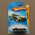Hot Wheels 2009 HW Premiere Triumph TR6 (green)