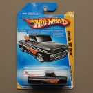 Hot Wheels 2008 First Editions Custom '62 Chevy (black)