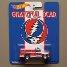 Hot Wheels 2014 Pop Culture Grateful Dead Grateful Dead Truck (Rescue Ranger)