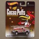 Hot Wheels 2014 Pop Culture General Mills Cocoa Puffs Texas Drive 'Em