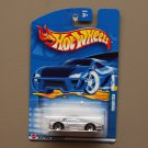 Hot Wheels 2002 Collector Series Ferrari F355 (silver) (SEE CONDITION)
