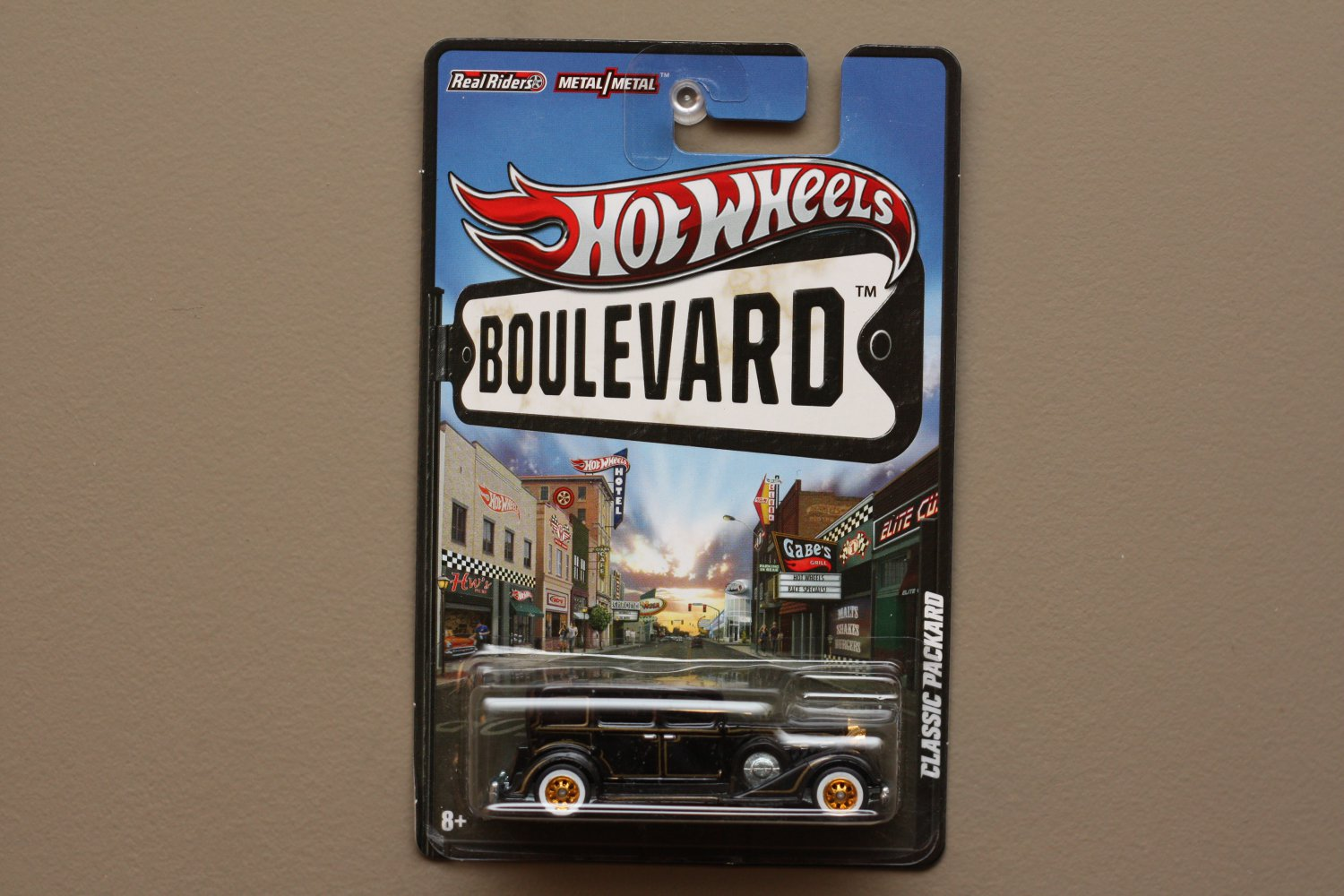 Fisher Auto Sales >> Hot Wheels Boulevard Case A Classic Packard