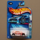 Hot Wheels 2004 Track Aces Hyundai Tiburon (white)