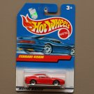 Hot Wheels 1999 Collector Series Ferrari 456M (red) (SEE CONDITION)