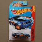 Hot Wheels 2015 HW Race '13 COPO Camaro (blue)