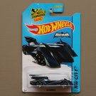 Hot Wheels 2015 HW City Batmobile (Batman: The Brave And The Bold) (navy blue)