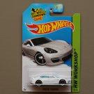 Hot Wheels 2015 HW Workshop Porsche Panamera (white)