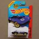 Hot Wheels 2015 HW Race Corvette Grand Sport Roadster (blue)