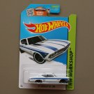 Hot Wheels 2015 HW Workshop '69 Chevelle SS 396 (white)