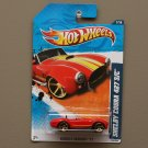 Hot Wheels 2011 Muscle Mania Shelby Cobra 427 S/C (red - Kmart Excl.)