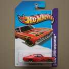 Hot Wheels 2013 HW Showroom '69 Chevelle SS 396 (red)